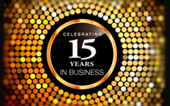 Earthlink Celebrating 15 Years of Success
